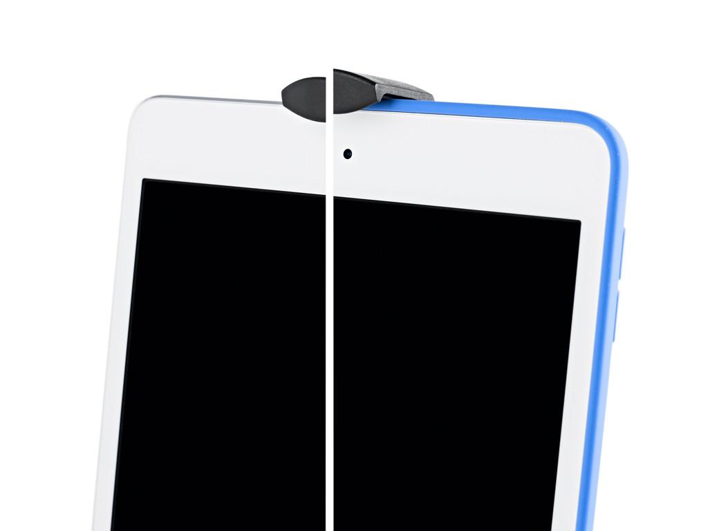 xMount@Wall Flexibel - iPad 2017 Wandhalterung positioniert das iPad an jeder Wand platzsparend