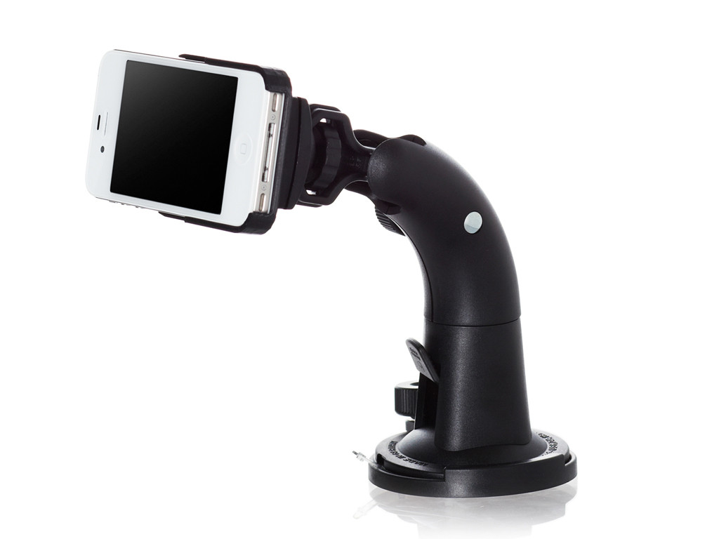 xMount@Boot - iPhone 4 & 4s Boothalterung Hält jeder Welle stand