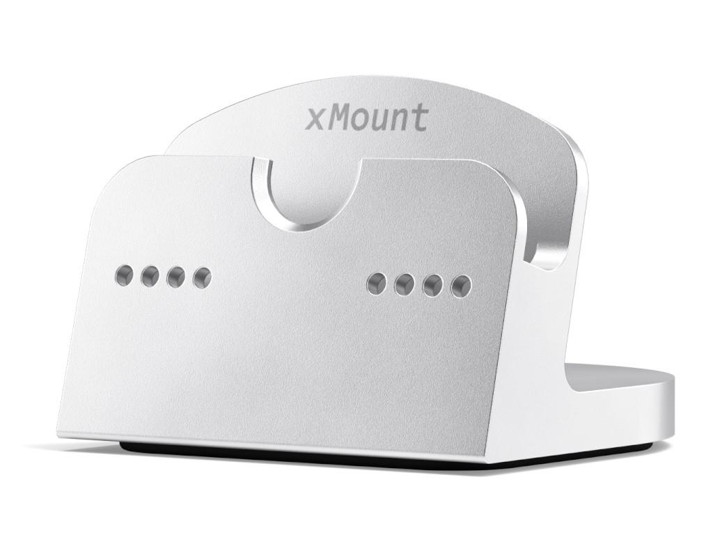 xMount@Dock - iPad mini 5 Dockingstation aus Aluminium gefertig in 4 Farben erhältlich
