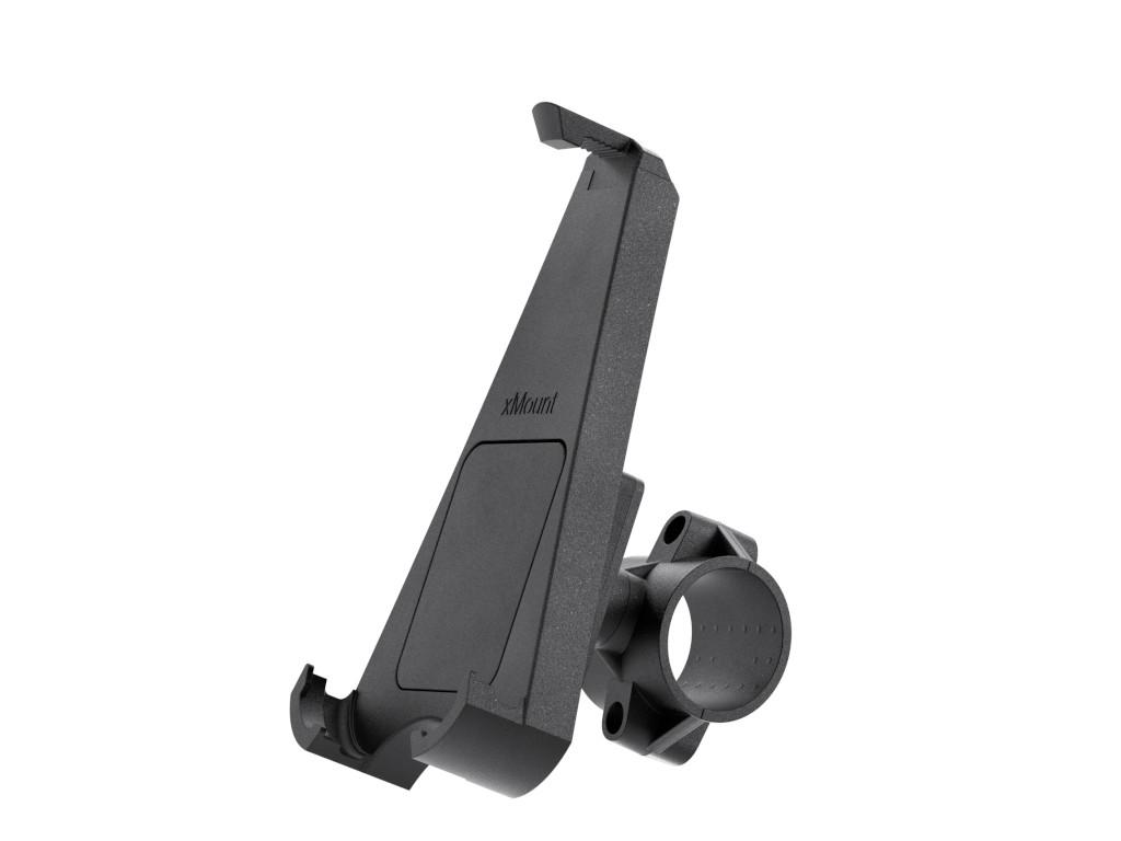 xMount@Bike - iPhone 12 Fahrradhalterung behält das iPhone im Blick und die Hände am Lenker