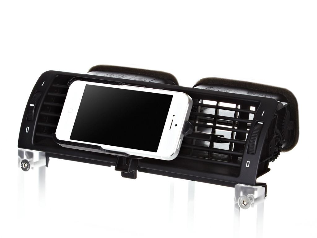 xMount@Air - iPhone 5 Lüftungshalter im Auto einfach praktisch