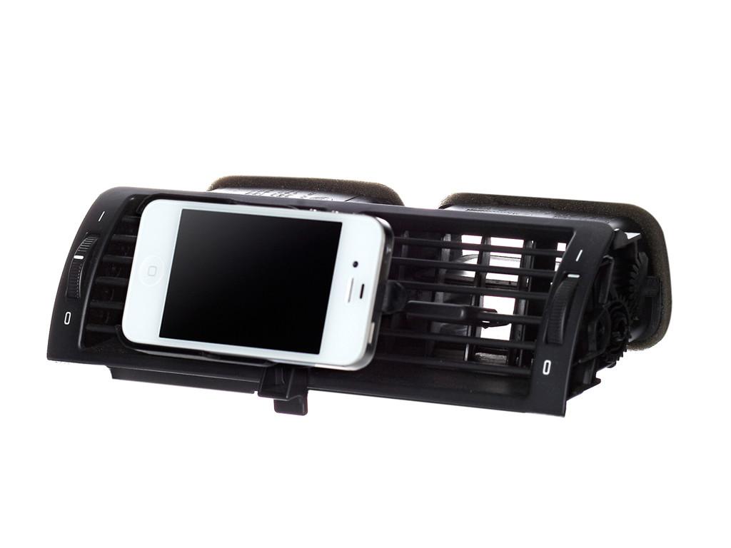 xMount@Air - iPhone 4 & 4s Lüftungshalter im Auto einfach praktisch