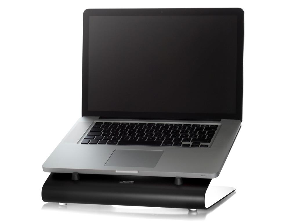 xMount@Wave MacBook Stand/Tischständer schwarz
