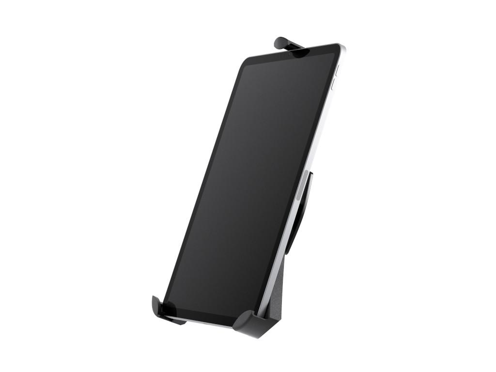 xMount@Wall Flexibel - iPad Wandhalterung positioniert das iPad an jeder Wand platzsparend