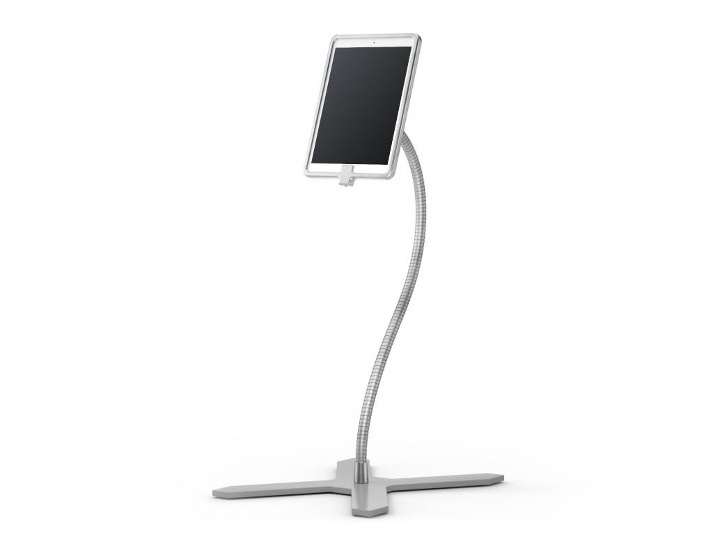 xMount@Flex Secure2 - iPad Air 2 Bodenständer mit iPad Diebstahlsicherung und Ladefunktion
