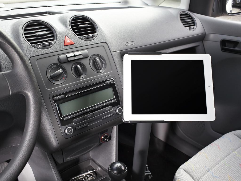 xMount@Professional light - iPad 4 Profesional Halter gibt sicherheit schenkt Freiheit