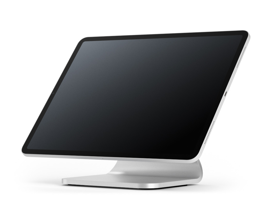 """xMount@Smart Stand - iPad Pro 12,9"""" / 2018 Tischhalterung die Hände bleiben frei das iPad aber im B"""