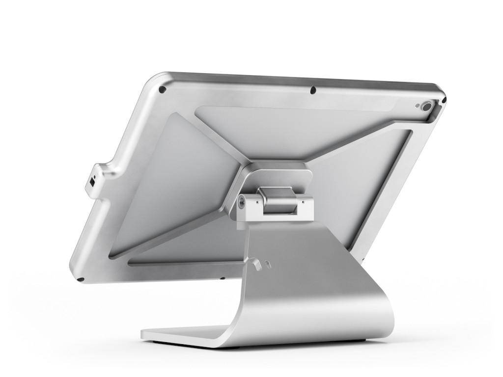 xMount@Table top - iPad 3 Diebstahlsicherung als Tisch und Thekenhalterung aus hochwertigem Aluminiu