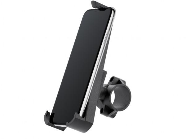 xMount@Bike - iPhone Xs Max Fahrradhalterung behält das iPhone im Blick und die Hände am Lenker