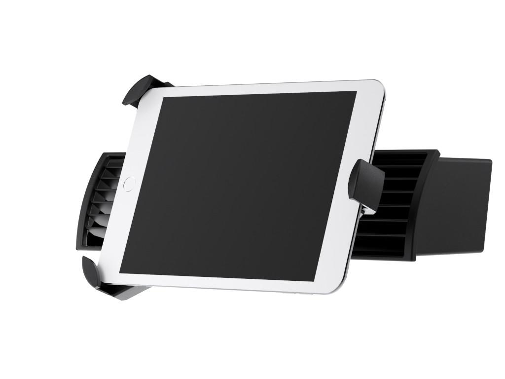 xMount@Car - iPad mini 4 Lüftungshalter im Auto einfach praktisch
