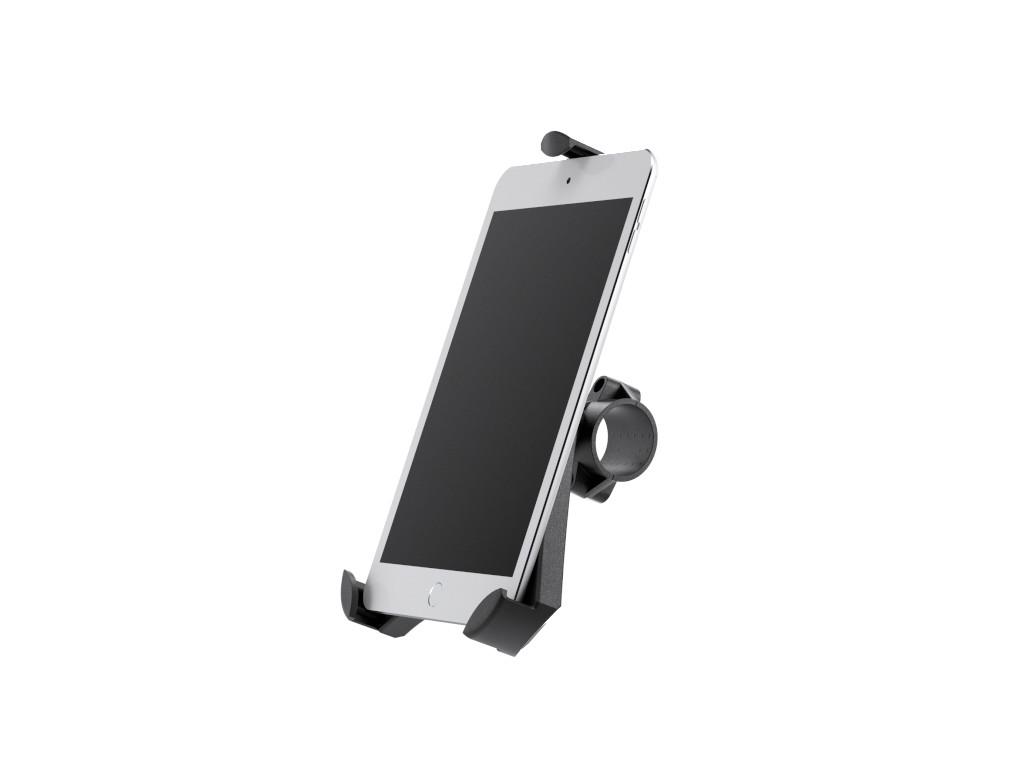 xMount@Tube - iPad mini 5 Fahrradhalterung behält das iPad im Blick und die Hände am Lenker