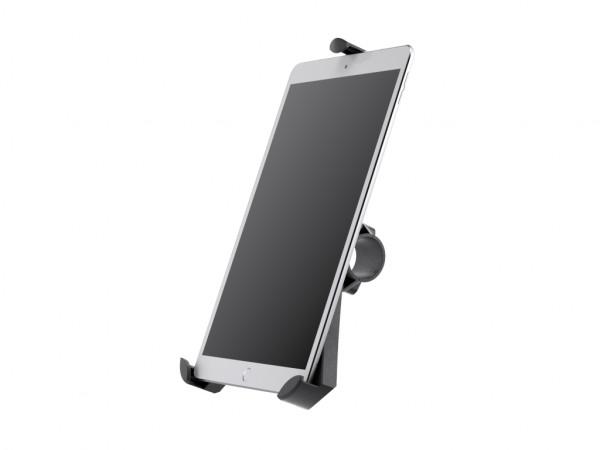 xMount@Tube - iPad 2 Fahrradhalterung behält das iPad im Blick und die Hände am Lenker