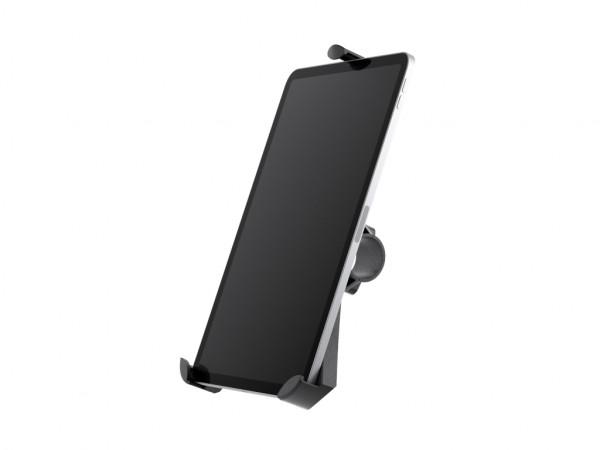 xMount@Tube Flexibel - iPad Fahrradhalterung behält das iPad im Blick und die Hände am Lenker