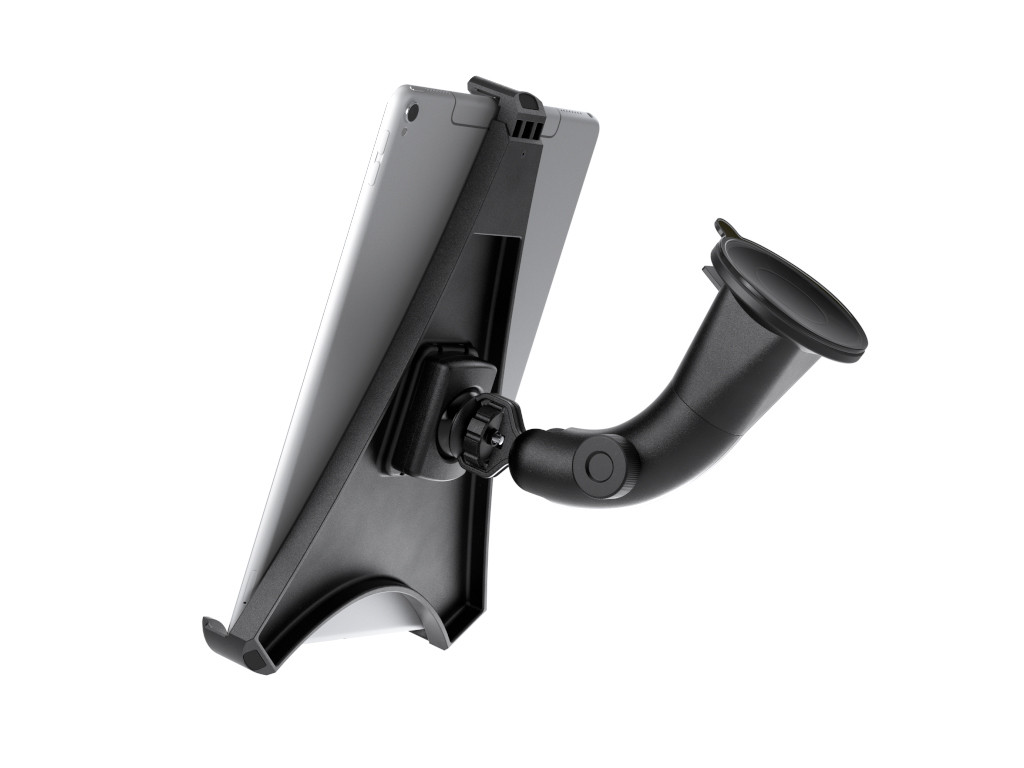 xMount@Car&Home iPad 2018 Holder Car Mount with vacuum cup
