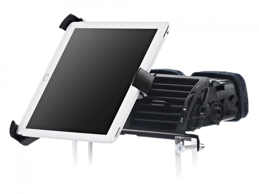 xmount car flexibel ipad air 2 l ftungshalter im auto. Black Bedroom Furniture Sets. Home Design Ideas