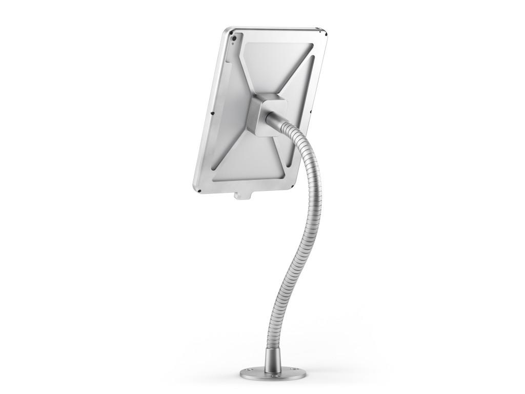 """xMount@Desk Secure2 - iPad Air 3 10,5"""" Diebstahlsicherung als Tisch und Thekenhalterung mit Schwanne"""