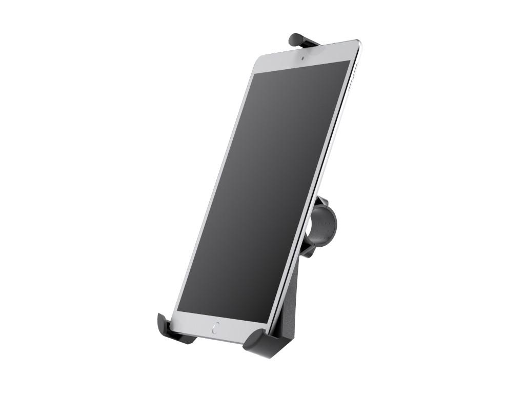 xMount@Tube - iPad 4 Fahrradhalterung behält das iPad im Blick und die Hände am Lenker