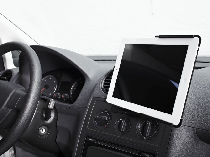 xmount car ipad 3 halter f r die l ftung ipad auto. Black Bedroom Furniture Sets. Home Design Ideas