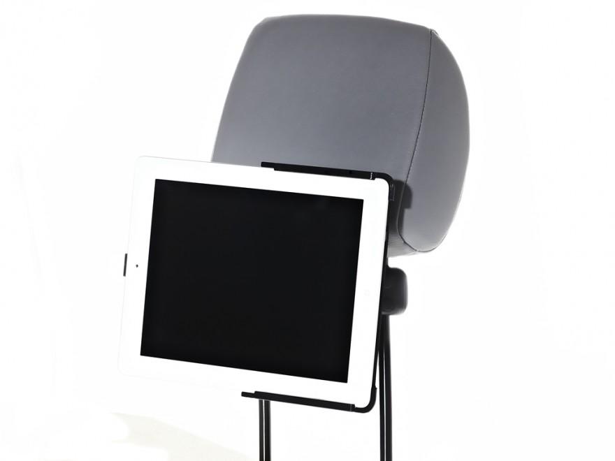 xmount car ipad 2 kofst tzenhalter bringt das kino ins. Black Bedroom Furniture Sets. Home Design Ideas