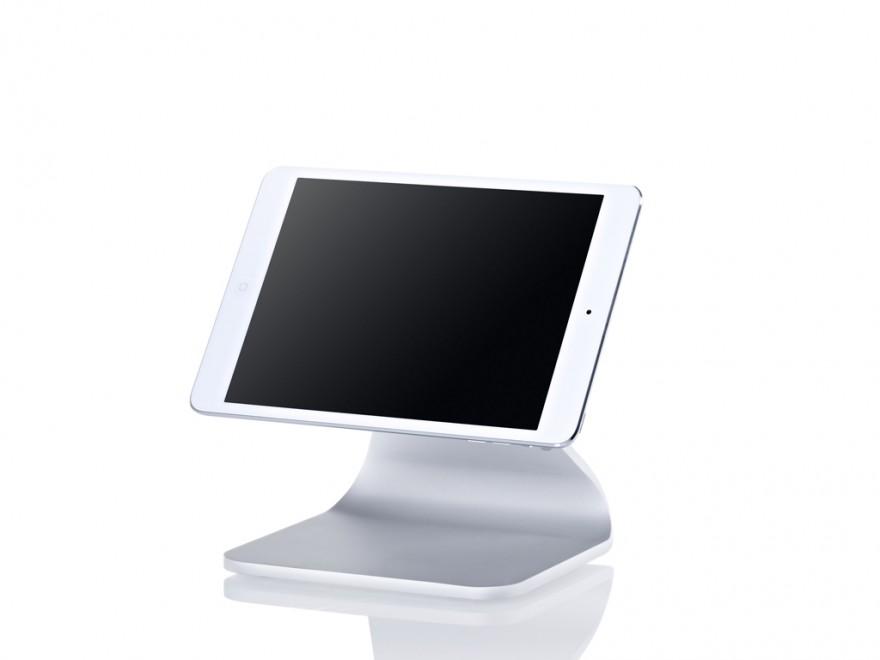 xmount smart stand ipad mini 2 tischhalterung die h nde. Black Bedroom Furniture Sets. Home Design Ideas