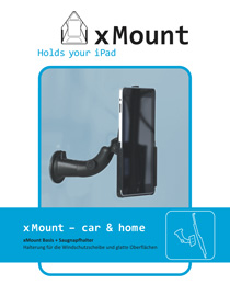 xMount Verpackung Car Home